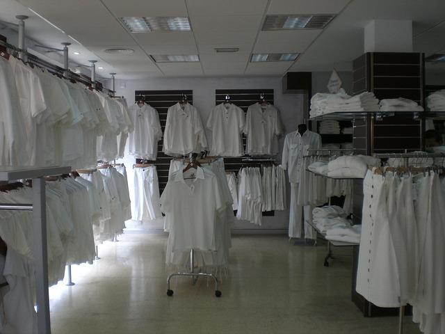 obleky pracovní