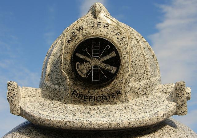 hasičský památník