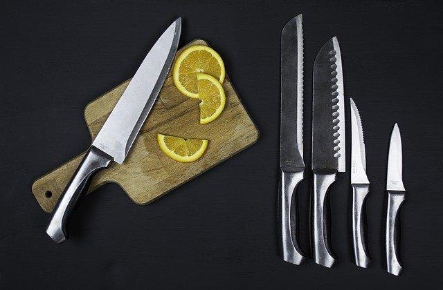 sada nožů